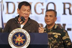 President Rodrigo Duterte, who is leading a relentless campaign against illegal drugs, bared on Sunday a long list of politicians and judges whom he accused of involvement in the narcotics trade. Rodrigo Duterte, Philippine News, I Can Do It, Guam, Relentless, Politicians, Cops, Michael Kors Watch, Affair