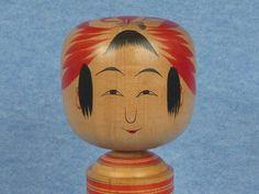 Okuyama Kiyoji 奥山喜代治(1905-1972), Master Okuyama Unshichi, 30.5 cm, detail