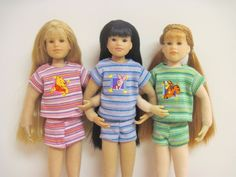 Only Hearts Club Taylor Hannah & Lily Rose Matching Pooh Outfits Skirts & Shoes #OnlyHeartsClub #DollswithClothingAccessories