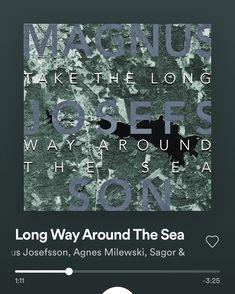 "Gefällt 15 Mal, 0 Kommentare - Magnus Josefsson (@magnusjosefssonmusic) auf Instagram: ""Release day! A cover of Low - Long way around the sea. Thanks to @agnesmilewski @sagorochswing…"" City Photo, Thankful, Sea, Cover, Instagram, The Ocean, Ocean"