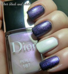 Dior Bloom Bouquet 457 and Perlé 187 - from the Dior Trianon Collection for Spring 2014 Nail Color Combos, Nail Colors, Dior Nail Polish, Finger Painting, Nail Decorations, Manicures, Spring 2014, Toe Nails, Nail Ideas
