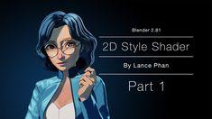 style rendering in Blender Part 1 – Famous Last Words Blender 3d, Blender Recipes, Beauty Blender, Juicer Recipes, Smoothie Recipes, Salad Recipes, Flash Animation, Animation Reference, Photorealistic Rendering
