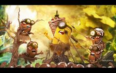 Minions ? vous avez dit Minions ? A l'instar de leurs demi-cousins consanguins les lapins crétins, les minions sont devenus un véritable phénomène qui les a emportés bien loin du cadre du dessin animé