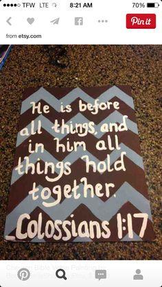 Biblical saying