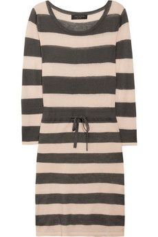 Really like this, just not sure about the horizontal stripes on me. rag & bone