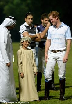 11/20/14 Sentebale Polo Cup Charity Match PHOTO: Getty Images for Royal Salute