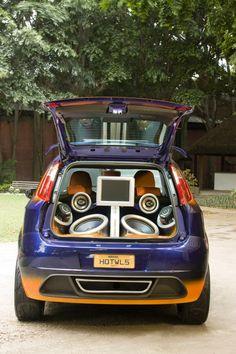 Fiat Punto Hot Wheels