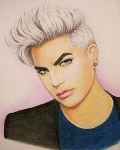 ♥ Love this fan art by Oksana Adamova