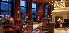 Rimrock lobby Banff, Canada