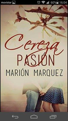 Cereza pasión de Marion Márquez