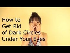 dark circle Do you have Dark circles under the eyes? Are you concerned about them? Here is a quick video from the Face Yoga Method, it works. Pilates, Face Yoga Method, Yoga Facial, Face Yoga Exercises, Dark Circle Remedies, Dark Circles Treatment, Acne Face Wash, Dark Circles Under Eyes, Face Massage
