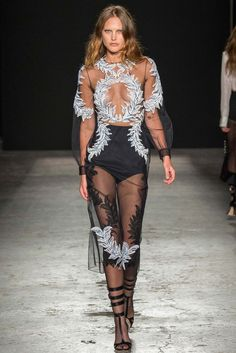 Francesco Scognamiglio Spring 2015 Ready-to-Wear - Collection - Gallery - Look 26 - Style.com