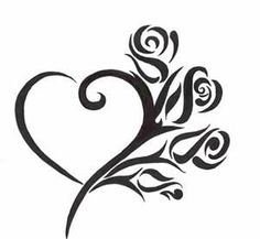 Image Search Results for heart tattoos