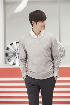 Lee min ho for kumho tires