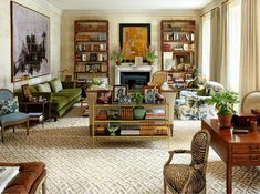 The ED A-List designer and architect Gil P. Schafer conjure a picture of gracious living on the Upper East Side. #uppereastside #uppereastsidehome #hometour #home #apartmenttour #decor #interiordesign #renovation #luxury #luxuryapartment #apartmentideas #elledecor Upper East Side, Elle Decor, My House, York Apartment, Toms, Bring It On, Design, Furniture, Architecture