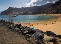 Playa de las Teresitas, Tenerife by Simone Bonalberti on 500px