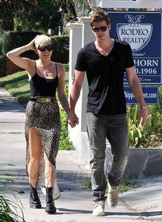 Miley Cyrus y Liam Hemsworth, ¿campanas de boda?