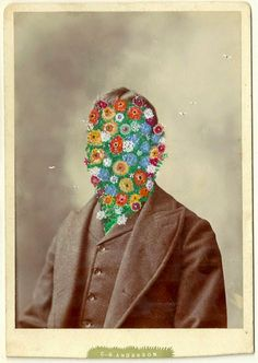 Paintings on Cabinet Cards by Tom Butler - Faith is Torment | Art and Design Blog