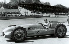 1947 Blue Crown Special, Indy 500 Winner, Mauri Rose