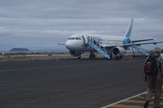 Galapagos  Baltra Airport