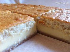 Gateau magique - zázračný koláčik vanilka (fotorecept) Banana Bread, Ale, Sweets, Baking, Basket, Magic, Good Stocking Stuffers, Candy, Bakken