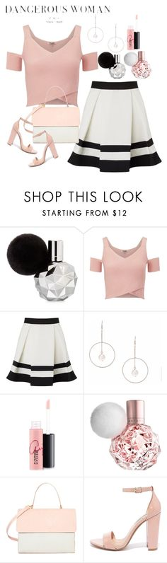 """Untitled #134"" by natali126 ❤ liked on Polyvore featuring Lipsy, MAC Cosmetics, Eddie and Steve Madden"