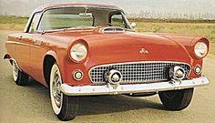 1955 Ford Thunderbird (T-Bird)