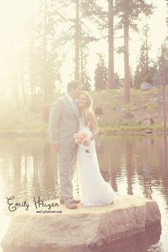 light blue tie- Emily Heizer Photography with Flair Sacramento, CA, Salt Lake City UT, Washington DC Weddings: HideOut Lake Tahoe Wedding Portraits
