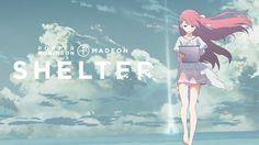Shelter es un corto de animación y video musical escrito por Porter Robinson que cuenta la historia de una joven que vive en un universo de realidad virtual