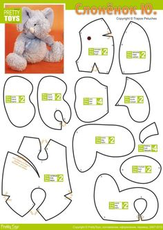 elephant sewing pattern free - AOL Image Search Results