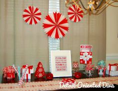 Detail-Oriented Diva!: Birthday Party for Jesus - all printables are free!