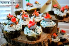Camping Theme Party for Kid's Birthday  | 11 Magnolia Lane