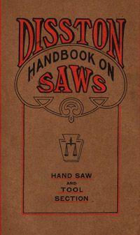 dating disston hand saws