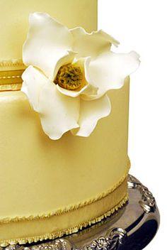 Minted Magnolia  K Rose Cakes
