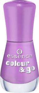 colour & go nail polish 174 purple sugar - essence cosmetics