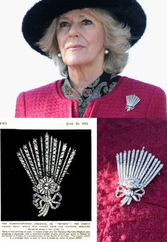 "Royal Jewels of the World Message Board: Duchess of Cornwall and the ""Nelson"" brooch"