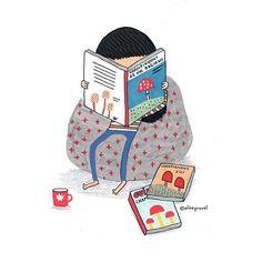 The Mushroom Fan Club by Elise Gravel, 56 pp, RL 2 Elise Gravel, Book Reviews For Kids, Reading Art, Illustrations, Inspiration For Kids, Doodle Drawings, Drawing Techniques, Love Art, Diy For Kids