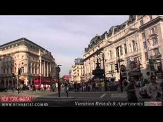 Visit the West End in London with our Video Tour, and discover Piccadilly Circus, Oxford Street, Convent Garden and Soho!