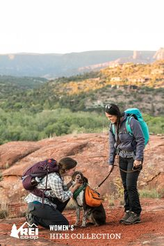 It's true: Adventure has no off season. Here's our collection of women's hiking gear to get you out ther e this fall and beyond. From boots to outerwear, it's what you need to stay dry, comfortable and happy on the trail.