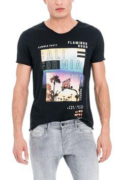 salsa jeans T-Shirt, kurzarm Jean Smart, Jeans, Teen Boys, Man Photo, Boy Outfits, Salsa, Shirt Designs, Mens Fashion, Mens Tops