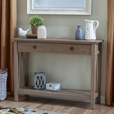 Found it at Wayfair - Soule Console Table