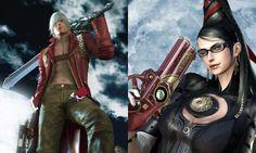 Hideki Kamiya adoraria fazer um remake deDevil May Cry ou Viewtifull Joe e um crossover de DMC e Bayonetta