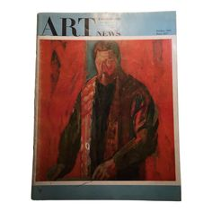 New York: Artnews, Soft cover with pictorial wraps. Illustrated in color and b+w. Articles on Monet, Corot, Italian master drawings, Jo. News Magazines, Monet, New Art, Vintage Art, Art News, Arts And Crafts, October, History, Drawings