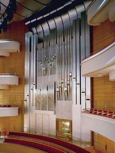 organ Segerstrom Center for the Arts, Costa Mesa