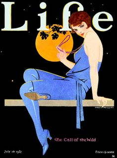 Art by Coles Phillips 1927 | Vintage Posters