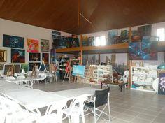 Alamara sanat-iç mekanı