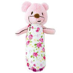 Sonajero blandito y con sonido de color rosa Blandito, Color Rosa, Kids And Parenting, Teddy Bear, Toys, Animals, Carpet, Home, Alcohol Games