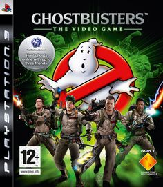 WANT!!!!!!!!!!!  Ghostbusters: The Videogame (PS3), Atari