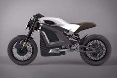 Italian Volt Electric Motorcycle