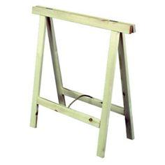 Ikea bordbukke – Skrivebord til højseng